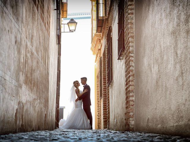 La boda de Antonio y Natalia en Alhaurin De La Torre, Málaga 22