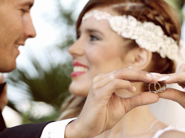 La boda de Antonio y Natalia en Alhaurin De La Torre, Málaga 23