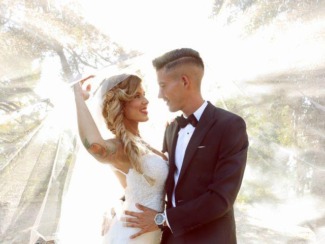 La boda de Antonio y Natalia en Alhaurin De La Torre, Málaga 24