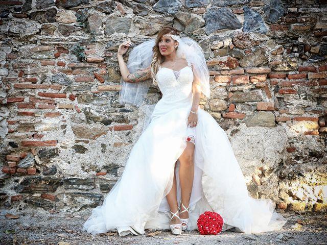La boda de Antonio y Natalia en Alhaurin De La Torre, Málaga 25