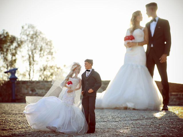 La boda de Antonio y Natalia en Alhaurin De La Torre, Málaga 27