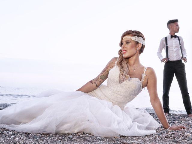 La boda de Antonio y Natalia en Alhaurin De La Torre, Málaga 34