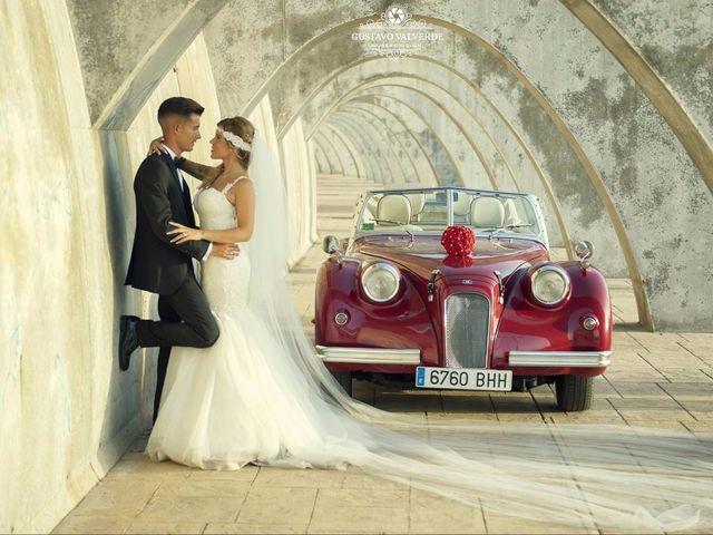 La boda de Antonio y Natalia en Alhaurin De La Torre, Málaga 35