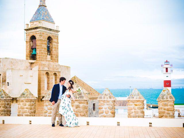 La boda de Jesús y Aída en Rota, Cádiz 30