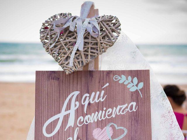 La boda de Jesús y Aída en Rota, Cádiz 34