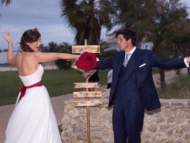 La boda de Jesús y Aída en Rota, Cádiz 38