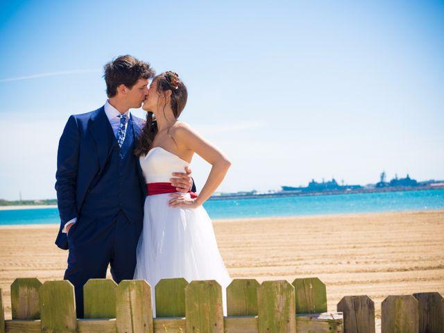 La boda de Jesús y Aída en Rota, Cádiz 53