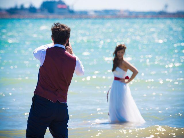 La boda de Jesús y Aída en Rota, Cádiz 61