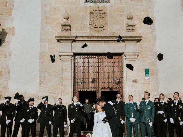 La boda de Rubén y Diana en Tomelloso, Ciudad Real 29
