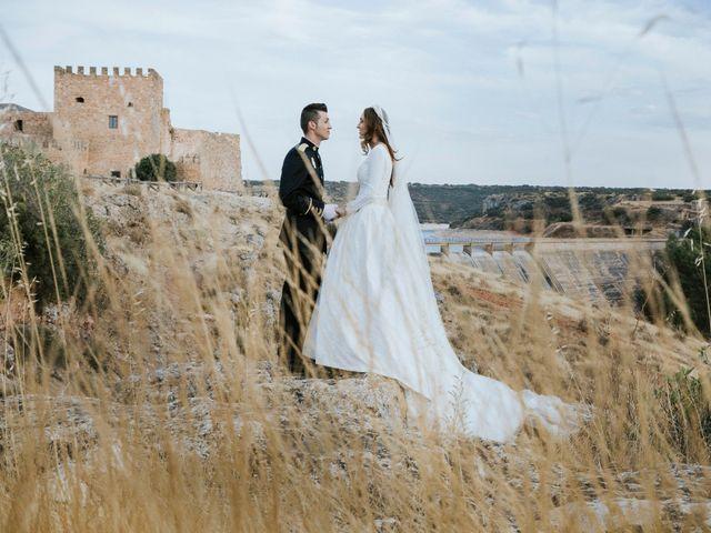 La boda de Rubén y Diana en Tomelloso, Ciudad Real 30
