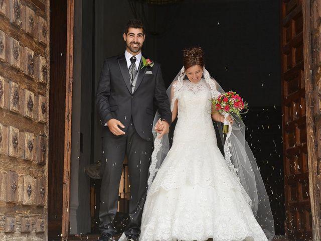 La boda de Erika y Fran