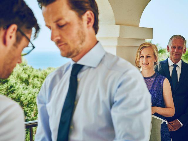 La boda de Estefan y Carol en Cala Conta, Islas Baleares 5