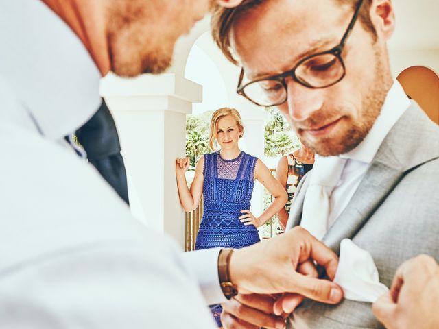 La boda de Estefan y Carol en Cala Conta, Islas Baleares 7