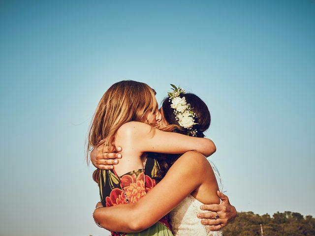 La boda de Estefan y Carol en Cala Conta, Islas Baleares 21