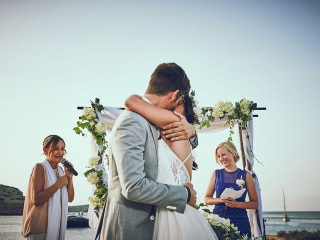 La boda de Estefan y Carol en Cala Conta, Islas Baleares 23