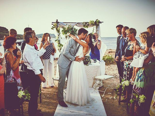 La boda de Estefan y Carol en Cala Conta, Islas Baleares 24