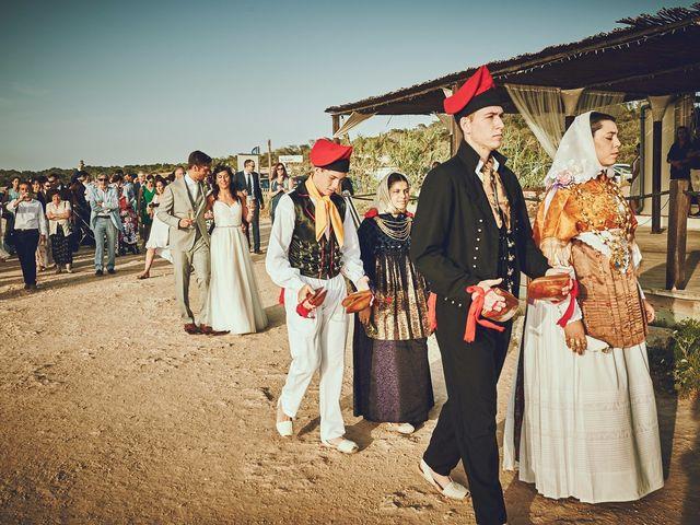 La boda de Estefan y Carol en Cala Conta, Islas Baleares 27