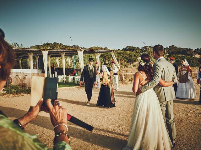 La boda de Estefan y Carol en Cala Conta, Islas Baleares 28