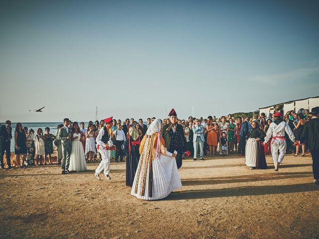 La boda de Estefan y Carol en Cala Conta, Islas Baleares 29
