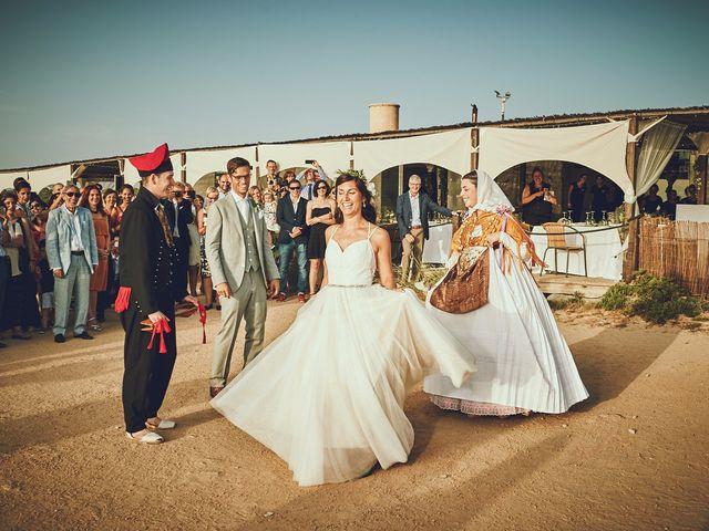 La boda de Estefan y Carol en Cala Conta, Islas Baleares 30