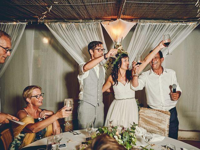 La boda de Estefan y Carol en Cala Conta, Islas Baleares 40
