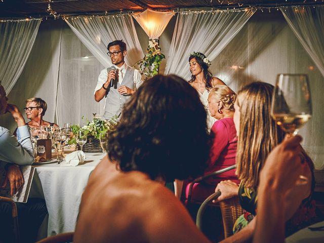 La boda de Estefan y Carol en Cala Conta, Islas Baleares 50