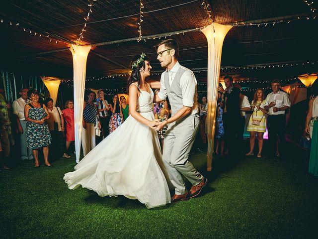La boda de Estefan y Carol en Cala Conta, Islas Baleares 2