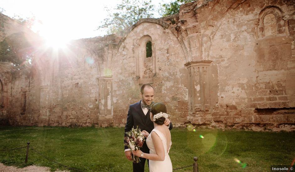 La boda de Yannig y Marta en Nuevalos, Zaragoza