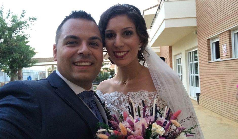 La boda de Alejandro  y Anabel en Trigueros, Huelva