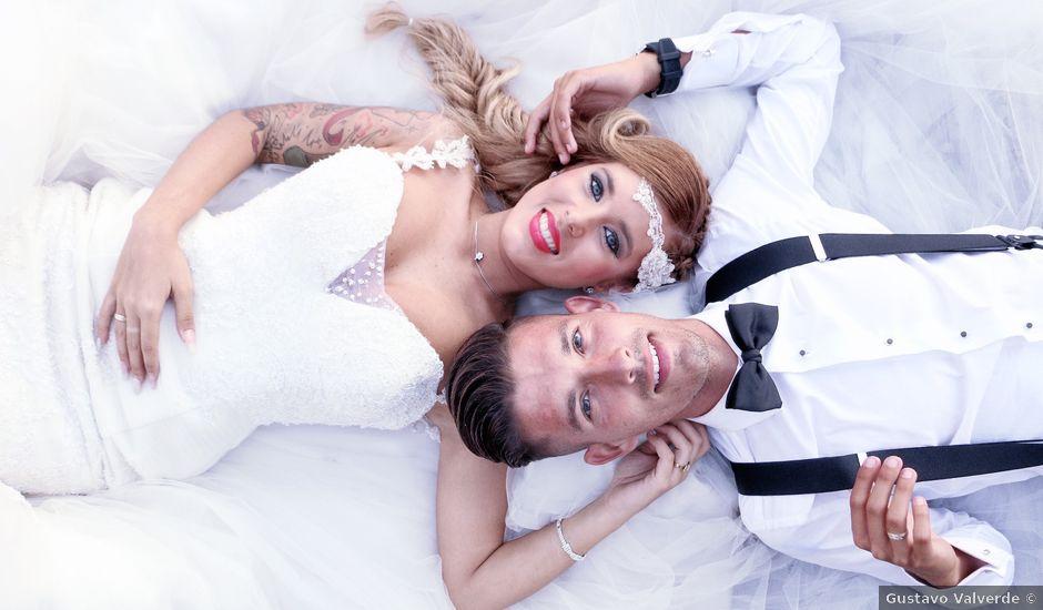 La boda de Antonio y Natalia en Alhaurin De La Torre, Málaga