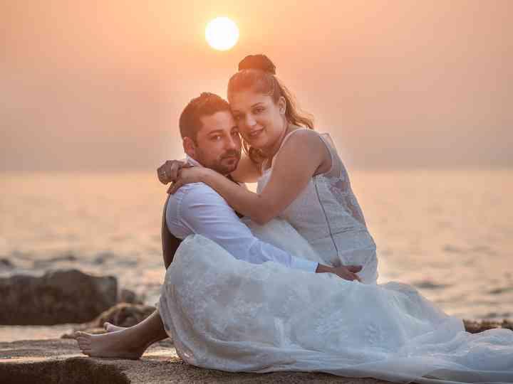 La boda de Marina y David