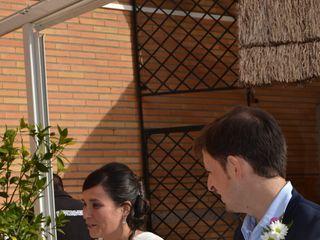 La boda de Luis Miguel y Omaira 3