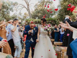 La boda de Maribel y David