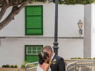 La boda de Leydi y Rubén 2