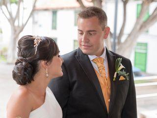 La boda de Leydi y Rubén 3