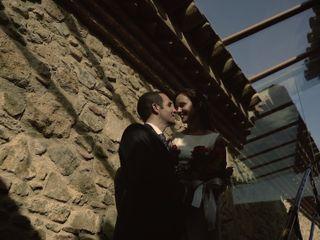 La boda de Alberto y Llivia 2