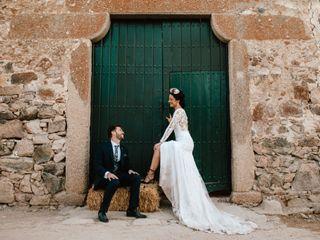 La boda de Rocío y Juan Miguel