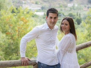 La boda de Melibea y Jose María 1