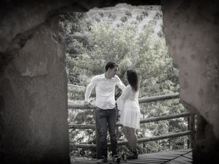 La boda de Melibea y Jose María 2