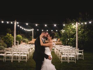 La boda de Nieves y pedro