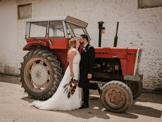 La boda de Patty y Lolo