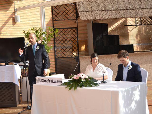 La boda de Omaira y Luis Miguel en Cáceres, Cáceres 1