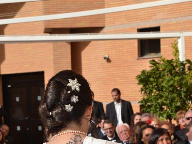 La boda de Omaira y Luis Miguel en Cáceres, Cáceres 3