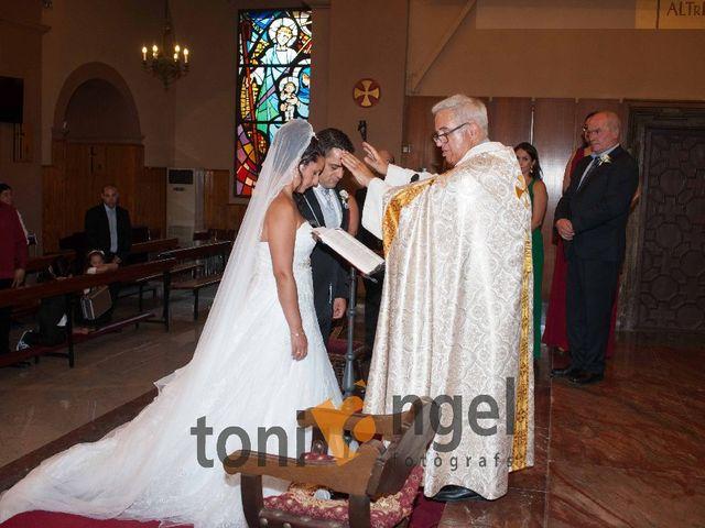 La boda de Manu y Jessica  en Sant Vicenç Dels Horts, Barcelona 3