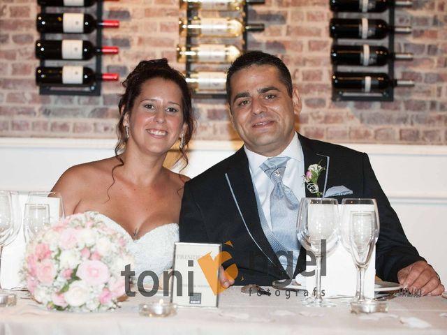 La boda de Manu y Jessica  en Sant Vicenç Dels Horts, Barcelona 1
