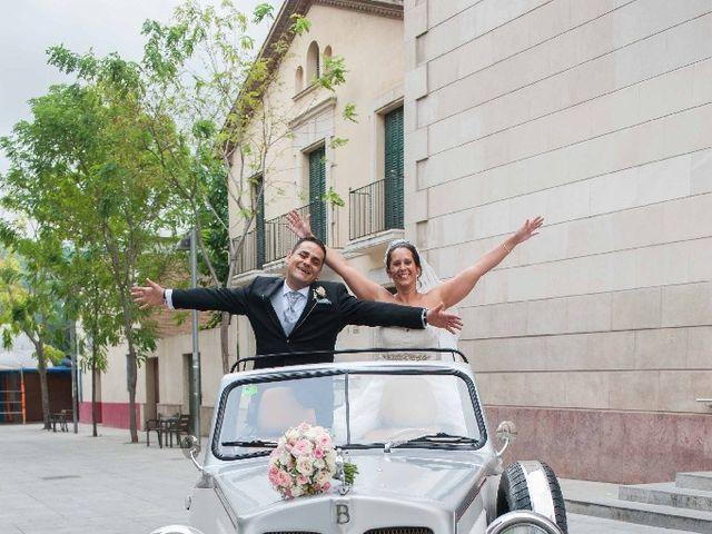 La boda de Manu y Jessica  en Sant Vicenç Dels Horts, Barcelona 4