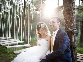 La boda de Toni y Marina en Estanyol, Girona 1