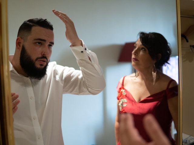 La boda de Israel y Carina en Madrid, Madrid 10