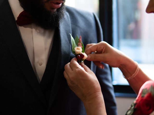 La boda de Israel y Carina en Madrid, Madrid 11
