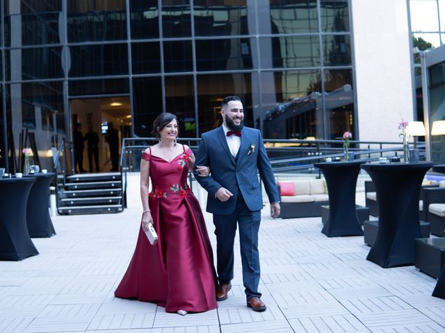 La boda de Israel y Carina en Madrid, Madrid 12